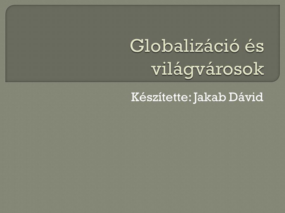  A globalizáció kölcsönös függ ő ségi viszonyokat teremt, illetve olyan szabályokat érvényesít, melyek az egyes államok számára nem feltétlenül elfogadhatóak.