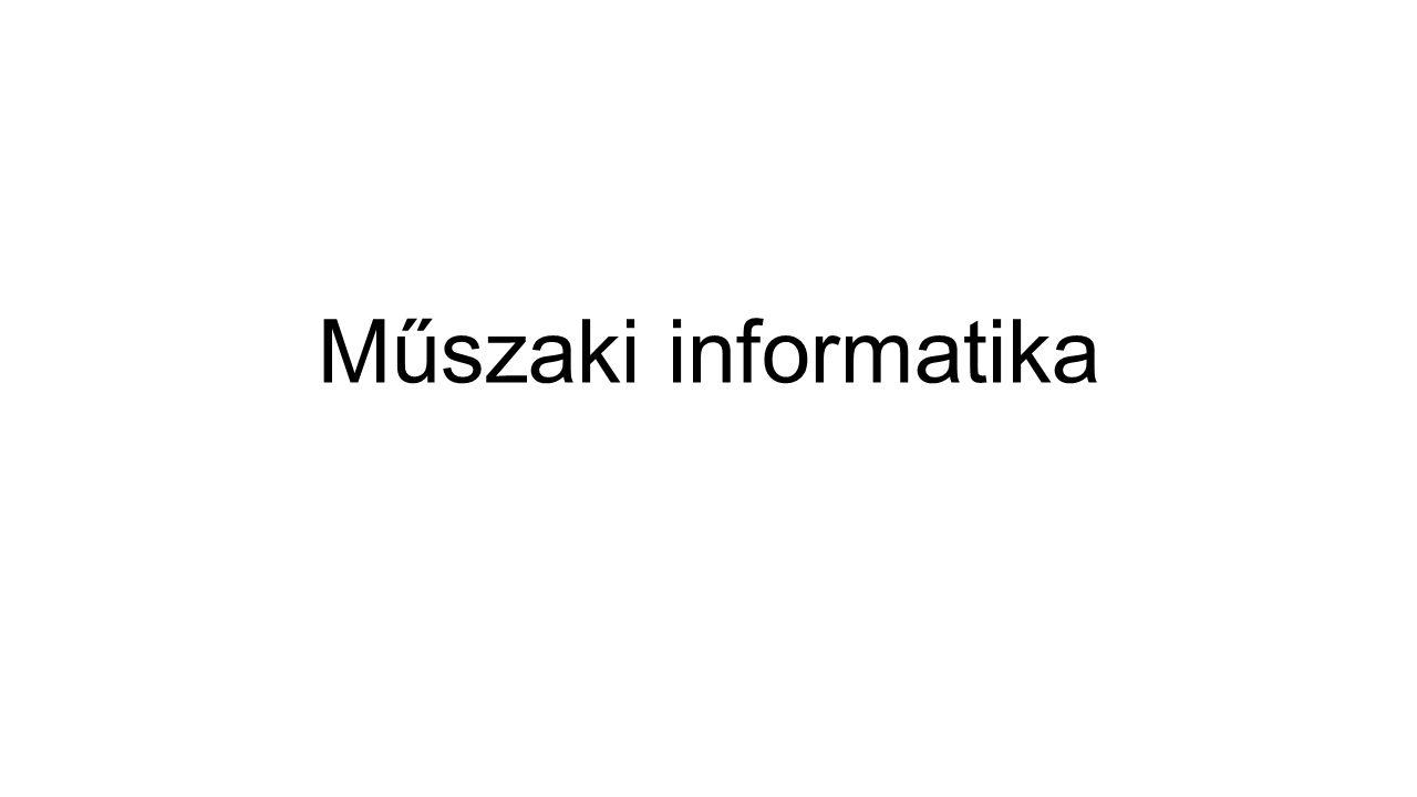 Műszaki informatika