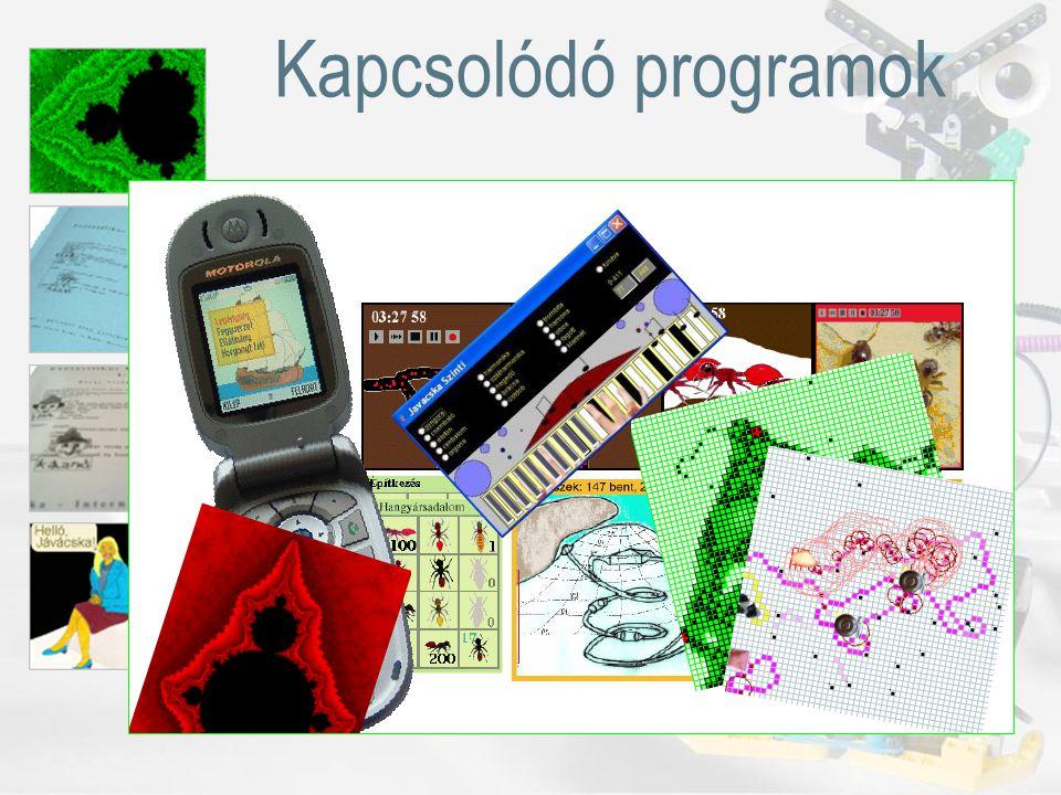 Kapcsolódó programok