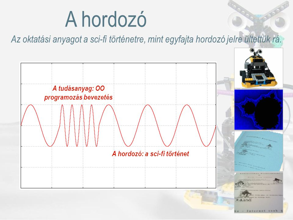 Fantasztikus programozás és LEGO ® robotos, mobilos próbaóra RobIGOR T610 RobIGOR 621 RobIGOR 810