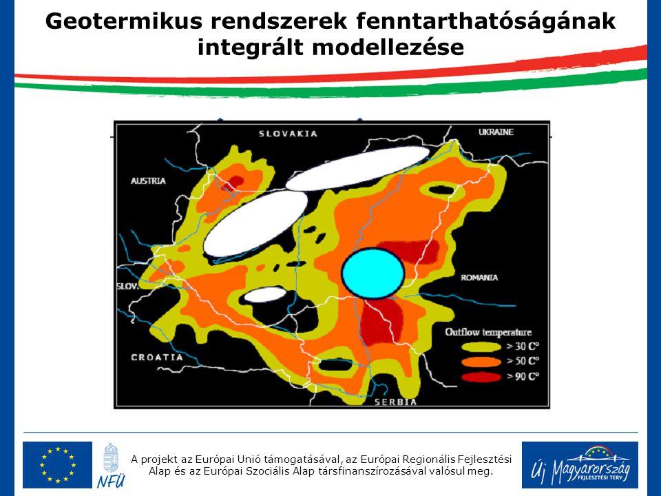 A projekt az Európai Unió támogatásával, az Európai Regionális Fejlesztési Alap és az Európai Szociális Alap társfinanszírozásával valósul meg. Geoter