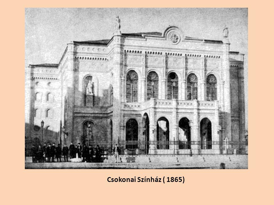 Csokonai Színház ( 1865)