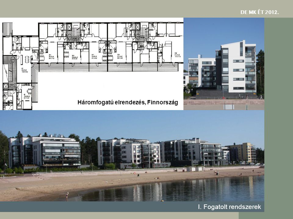 DE MK ÉT 201 2. I. Fogatolt rendszerek Háromfogatú elrendezés, Finnország