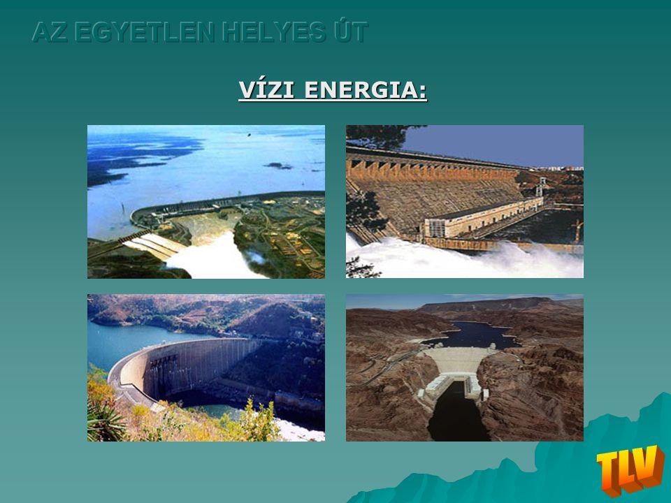 VÍZI ENERGIA: