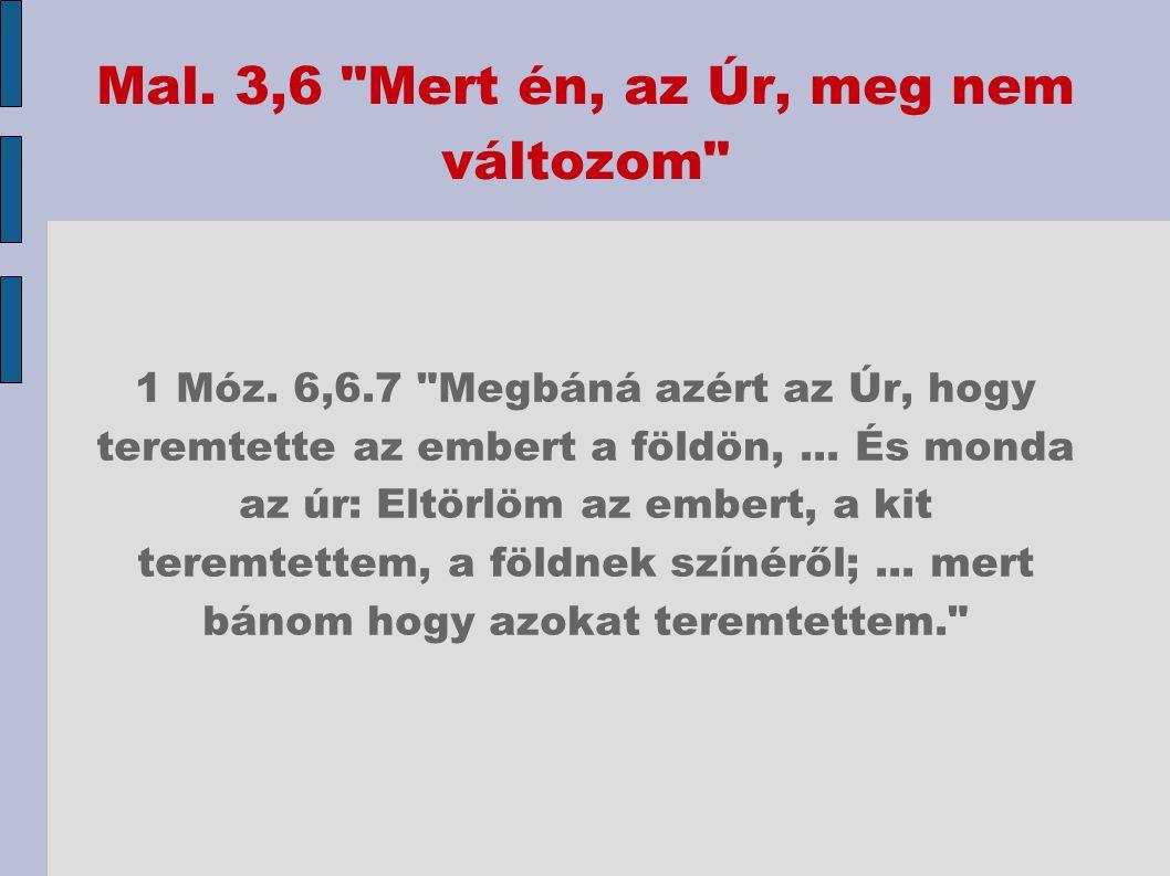 Mal. 3,6