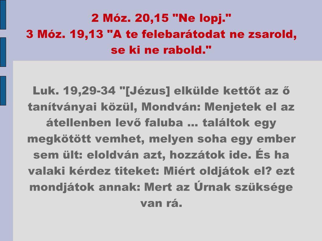 2 Móz. 20,15