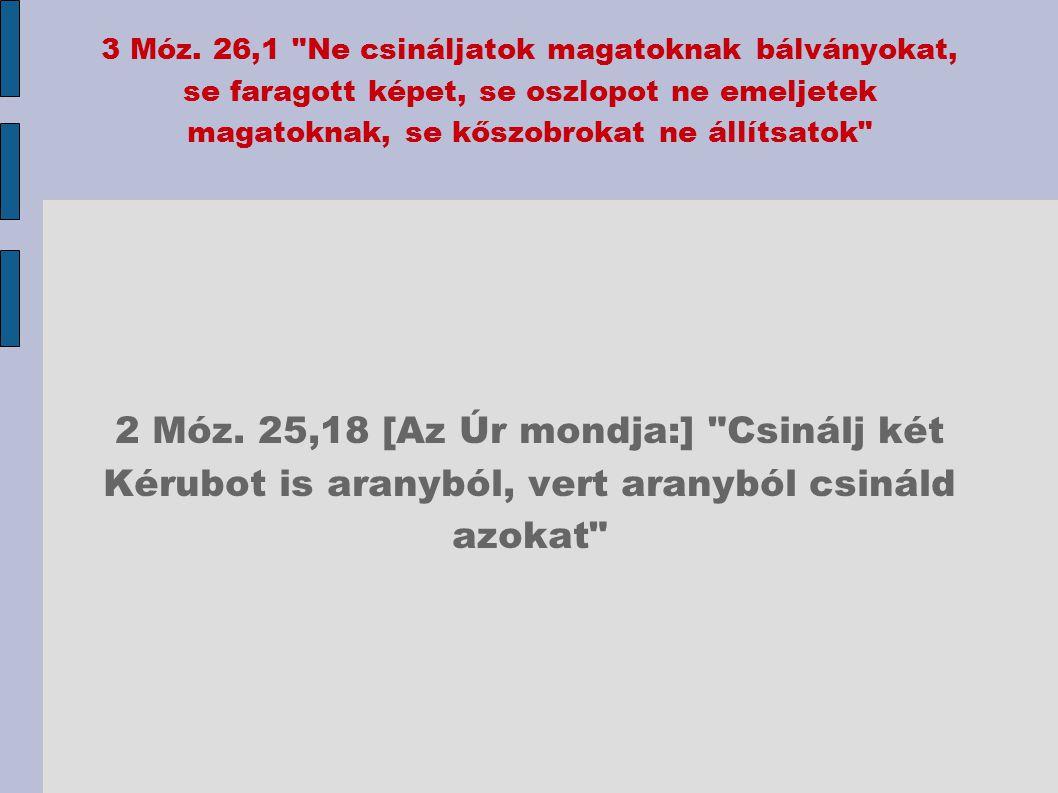 3 Móz. 26,1