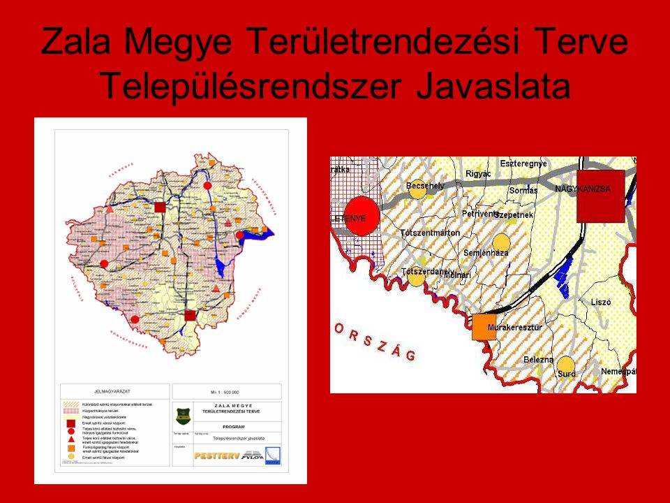 A települések csoportosítása: 3.