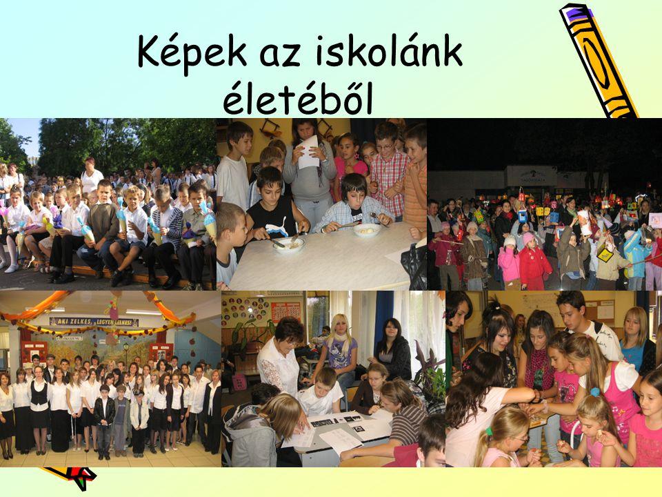 Képek az iskolánk életéből