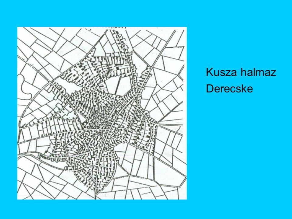 Kusza halmaz Derecske