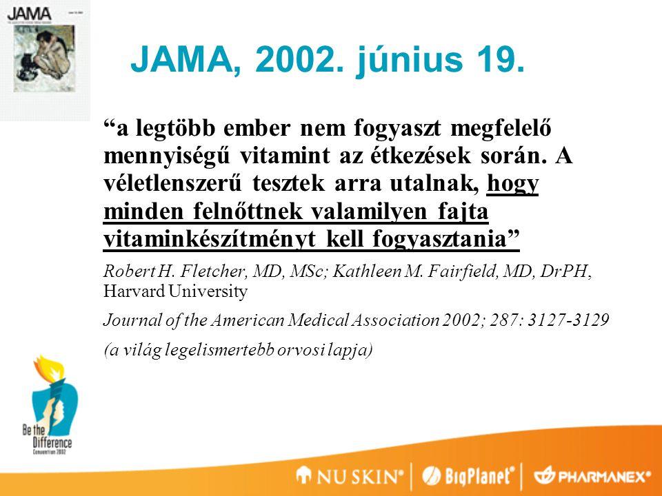 JAMA, 2002.június 19.