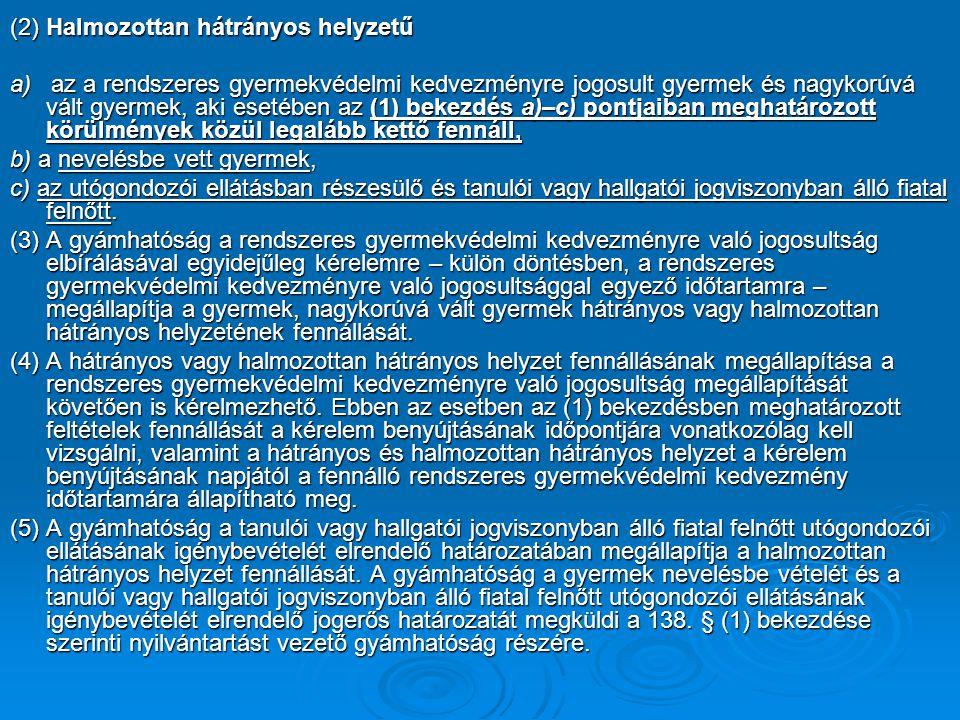 (326/2013.(VIII. 30.) Korm.