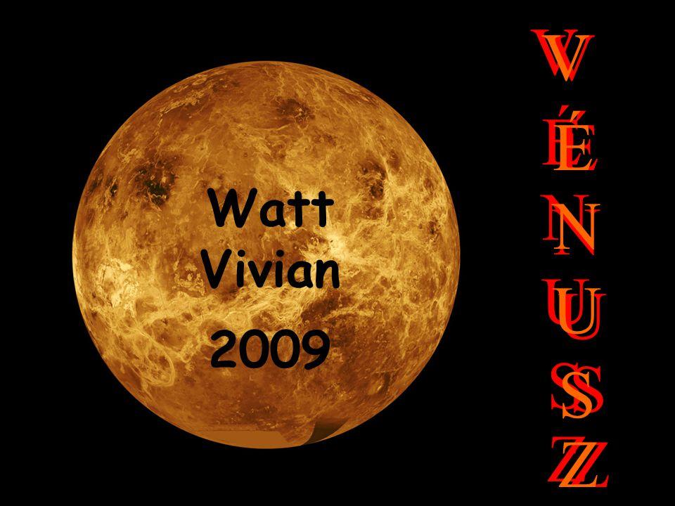 Watt Vivian 2009 É N U S Z É N U S Z V V V É N U S Z