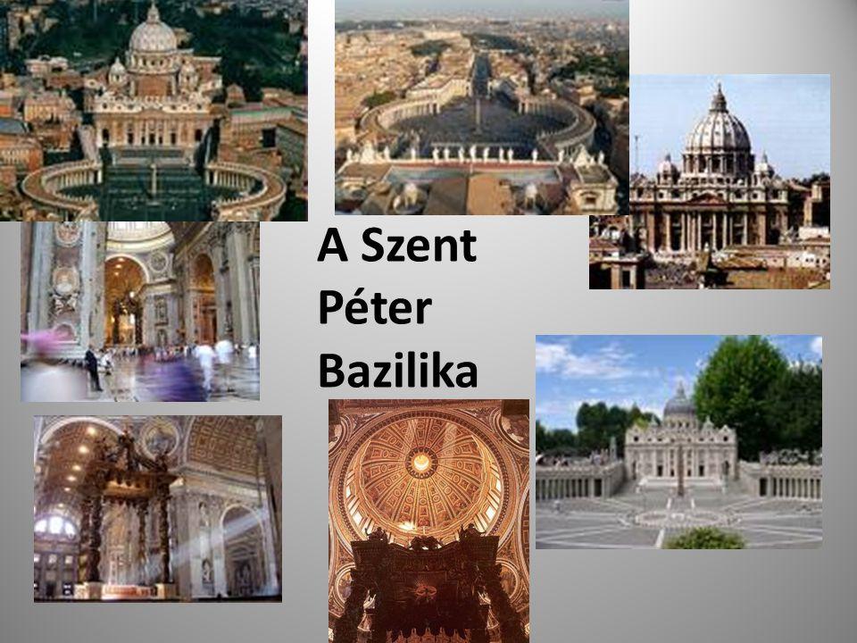 A Szent Péter Bazilika
