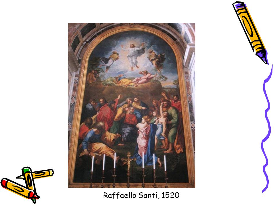 Raffaello Santi, 1520