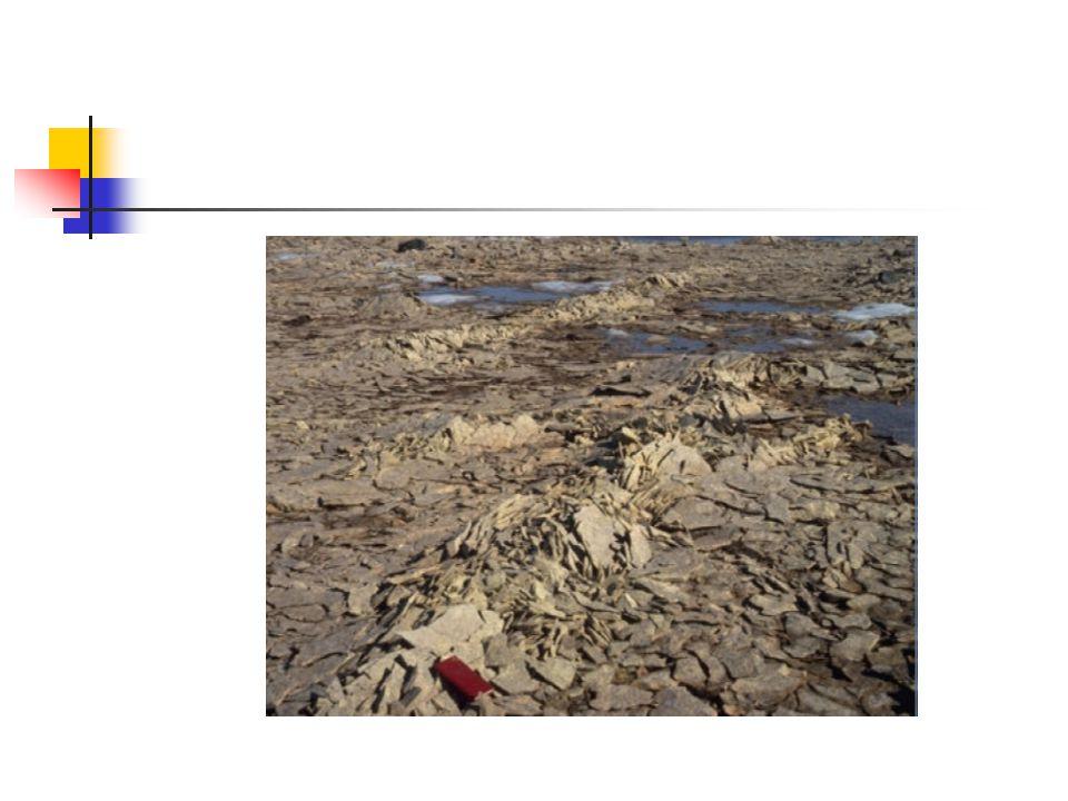 Hő okozta aprózódás Oka a hőmérsékleti ingadozás Ott a legnagyobb, ahol nagy a hőingás mértéke és nincs növényzet Pl.: forró övezet sivatagjai felmelegedéstágulás lehűlésösszehúzódás Kőzetfelda- rabolódás