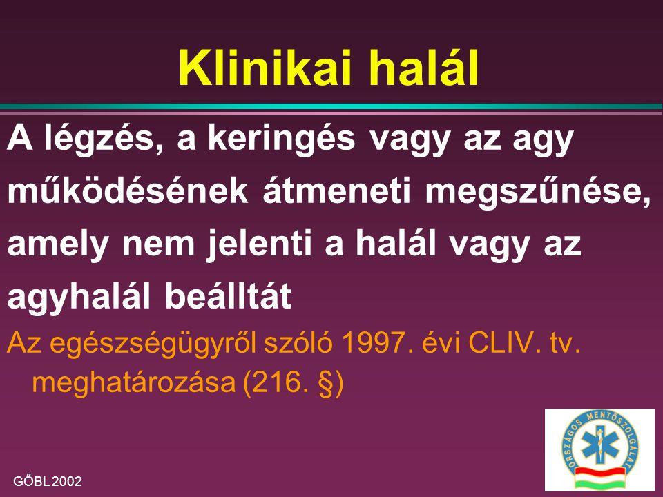 GŐBL 2002 Vénabiztosítás