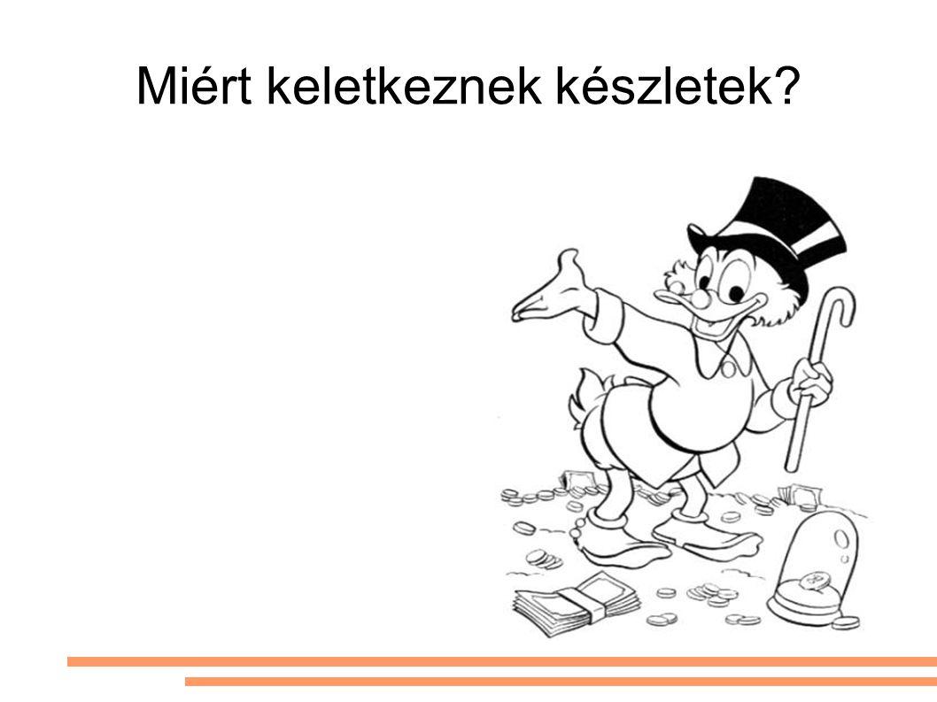 Spekulációs készlet - nem az adott keresletkielégítés érdekében tartjuk - árkedvezmény miatt - árnövekedés miatt, árcsökkenés miatt - anyaghiány miatt - védekezési célból (sztrájk) - idény jellegű termelés vagy kereslet miatt ( egyenletes munka és munkaerő) IDÉNYKÉSZLET – a spekulációs készlet egy fajtája