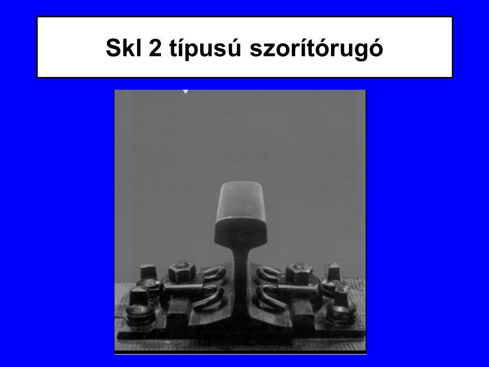 Skl 2 típusú szorítórugó