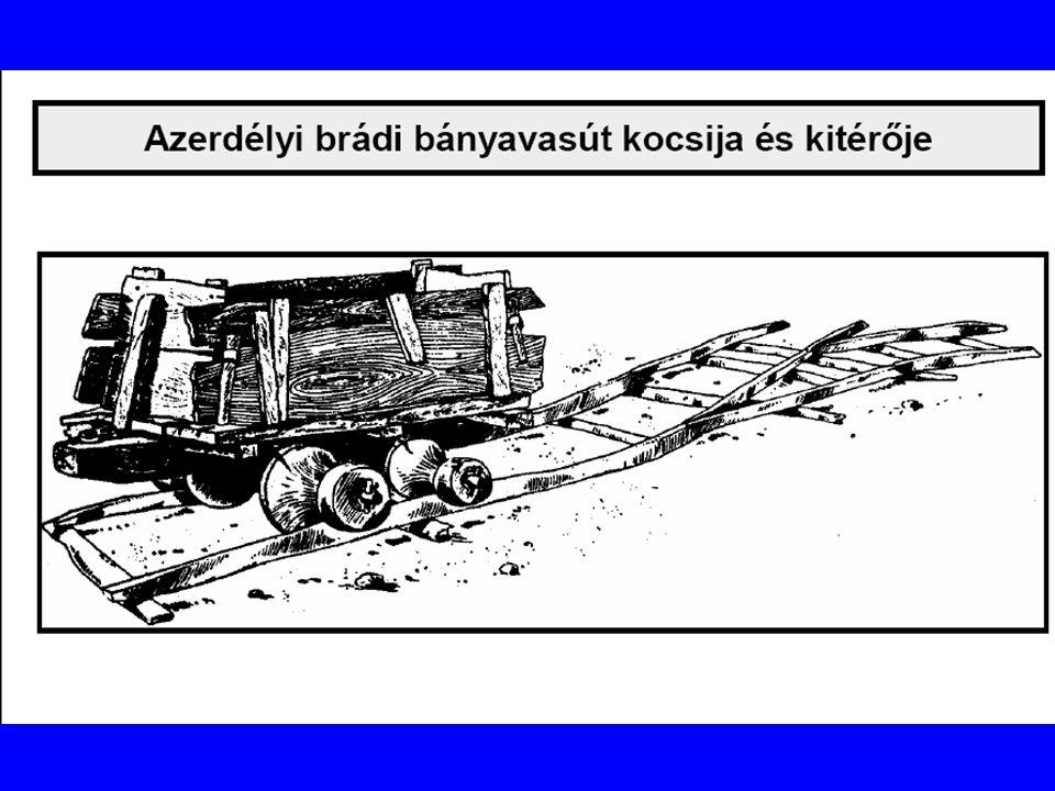 A magyar vasutak Vignol rendszerű sínszelvényeinek fejlődése
