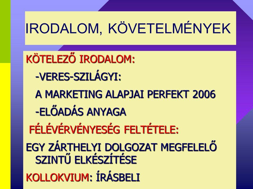 """MARKETING PIACSZEGMENTÁCIÓ FOGALMA: """"A PIACI SZEGMENS EGY ADOTT TERMÉK POTENCIÁLIS PIACÁNAK AZONOS KERESLETI POTENCIÁLIS PIACÁNAK AZONOS KERESLETI SAJÁTOSSÁGOKAT MUTATÓ RÉSZE FORRÁS :Veres-Szilágyi: Marketing alapjai Perfekt 2005 HETEROGÉN PIAC HOMOGÉN RÉSZEKRE VALÓ BONTÁSA"""