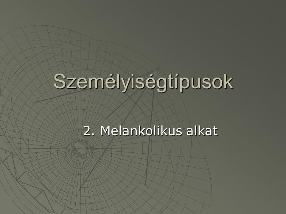 """A """"melankolikus szó jelentése  A """"melankolikus szó görög eredetű."""