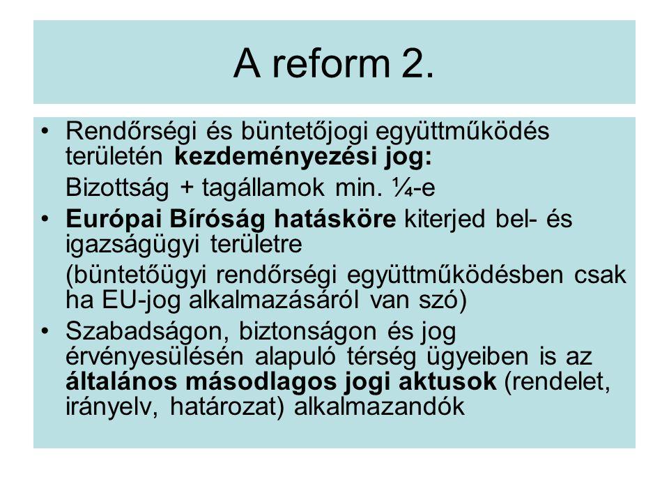 A reform 2.