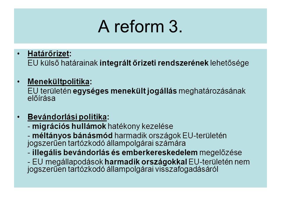 A reform 3.