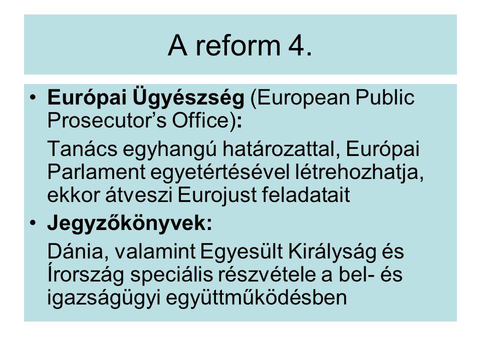 A reform 4.