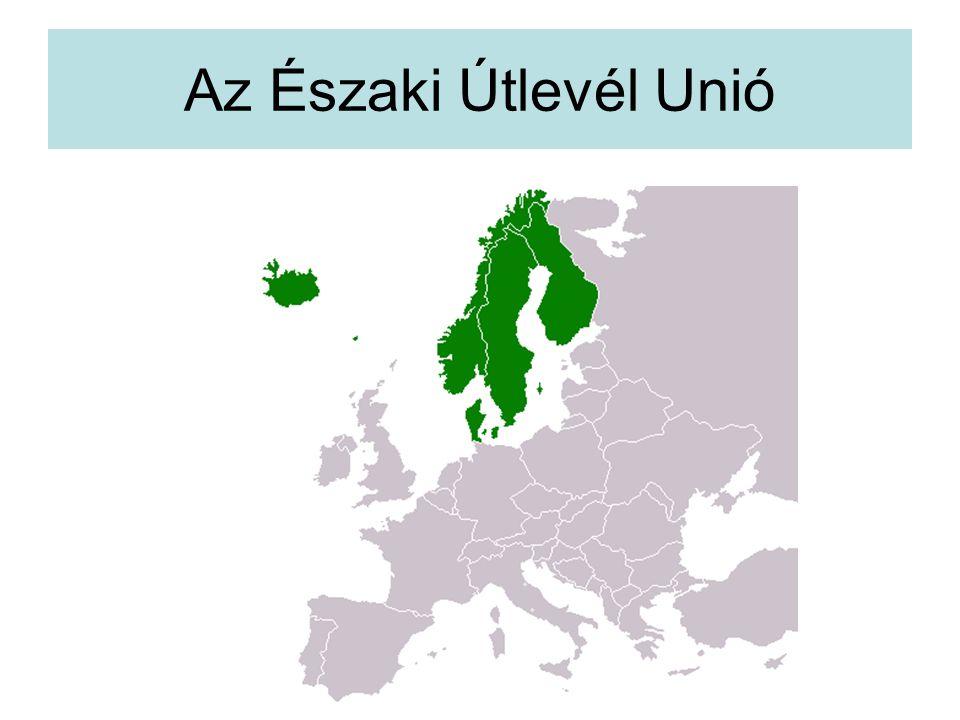 Az Északi Útlevél Unió