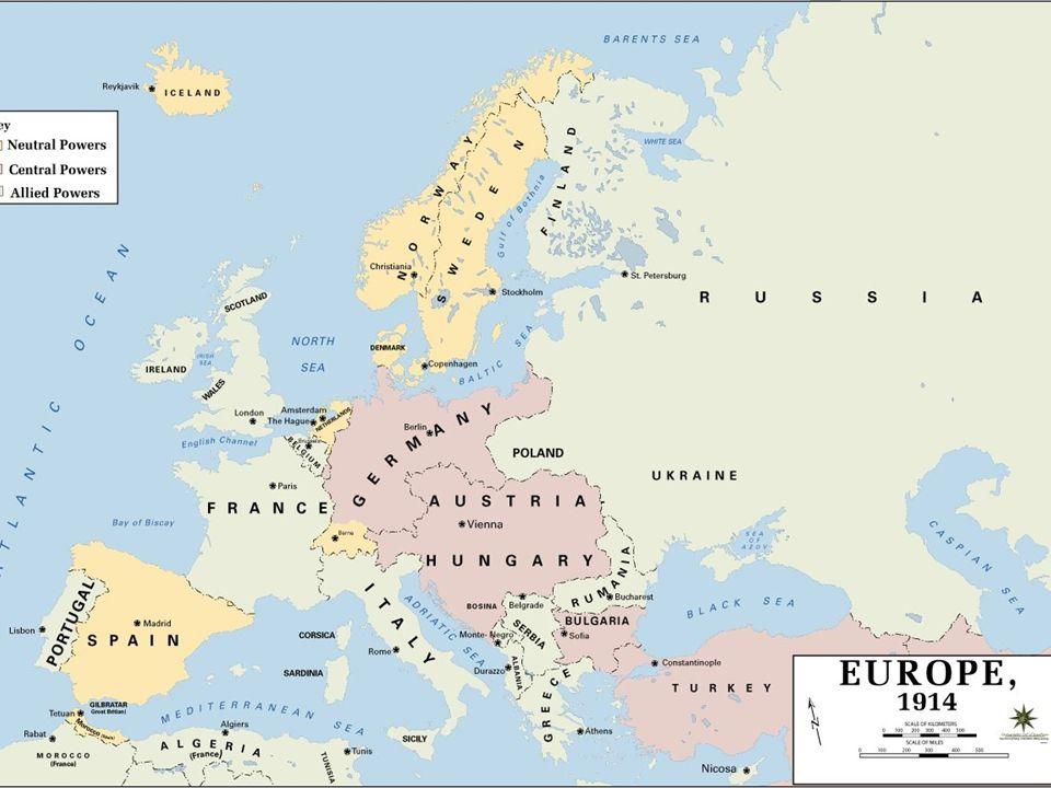 Európa a XIX. század végén