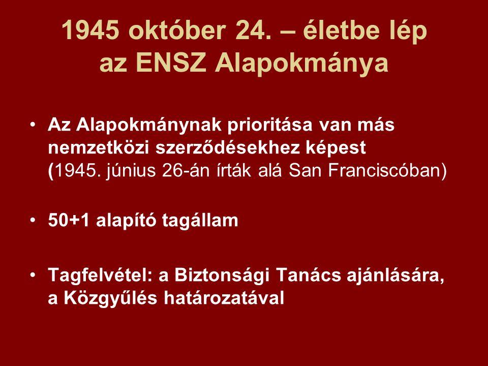 1945 október 24.