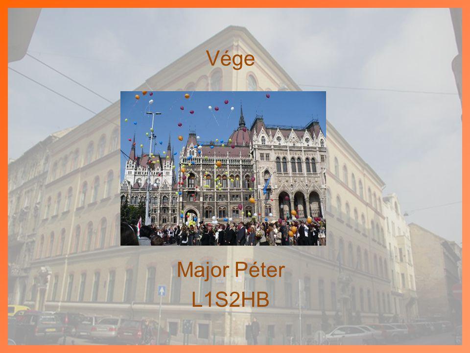 Vége Major Péter L1S2HB