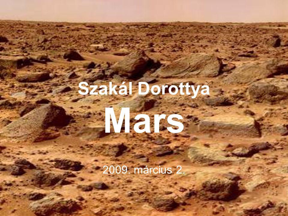 Szakál Dorottya Mars 2009. március 2.