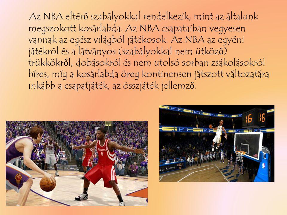 A játék története A kosárlabda egyik ő sének tekinthet ő labdajátékot az amerikai bennszülöttek játszották.