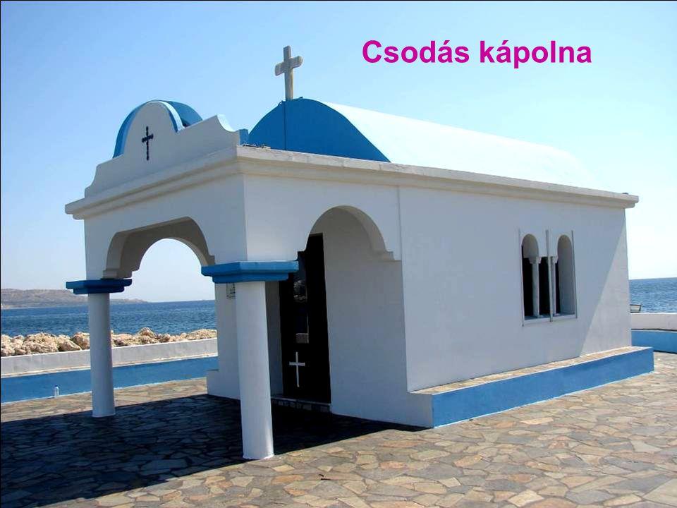 Csodás kápolna