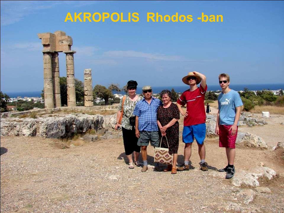 AKROPOLIS Rhodos -ban