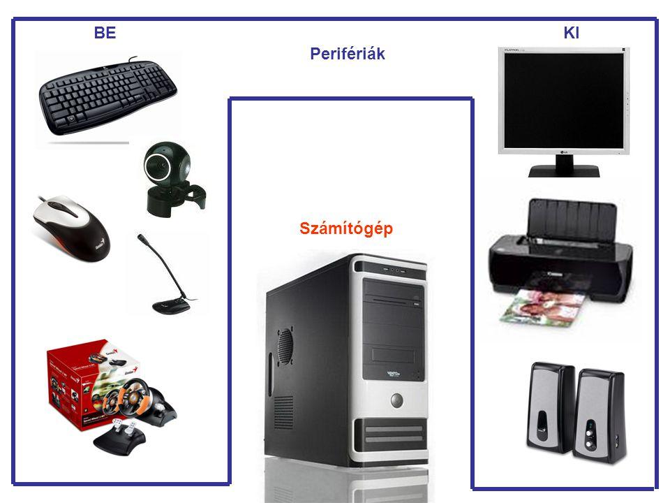 Számítógép Perifériák BEKI