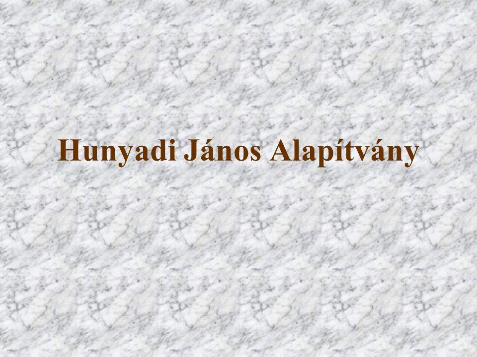 Hunyadi János Alapítvány