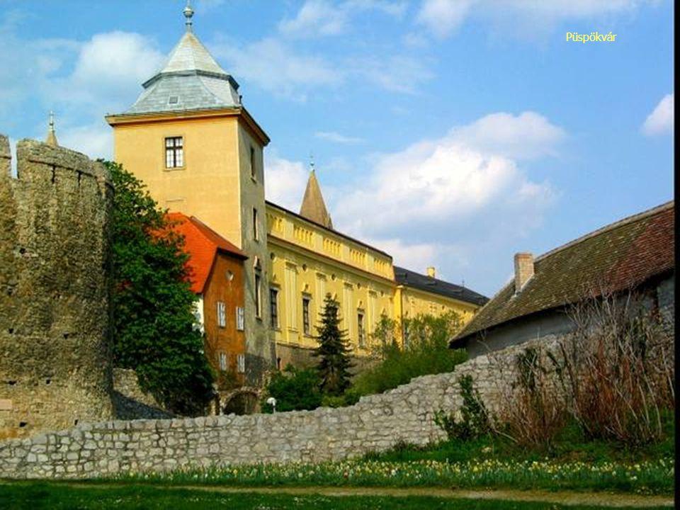 Püspökvár