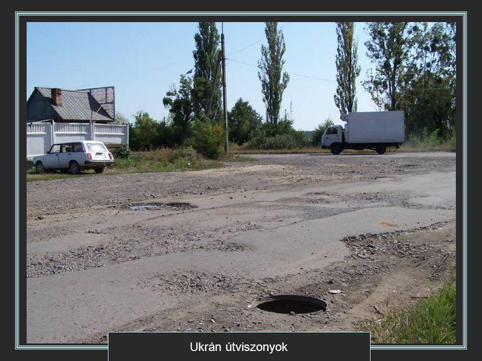 Ukrán útviszonyok