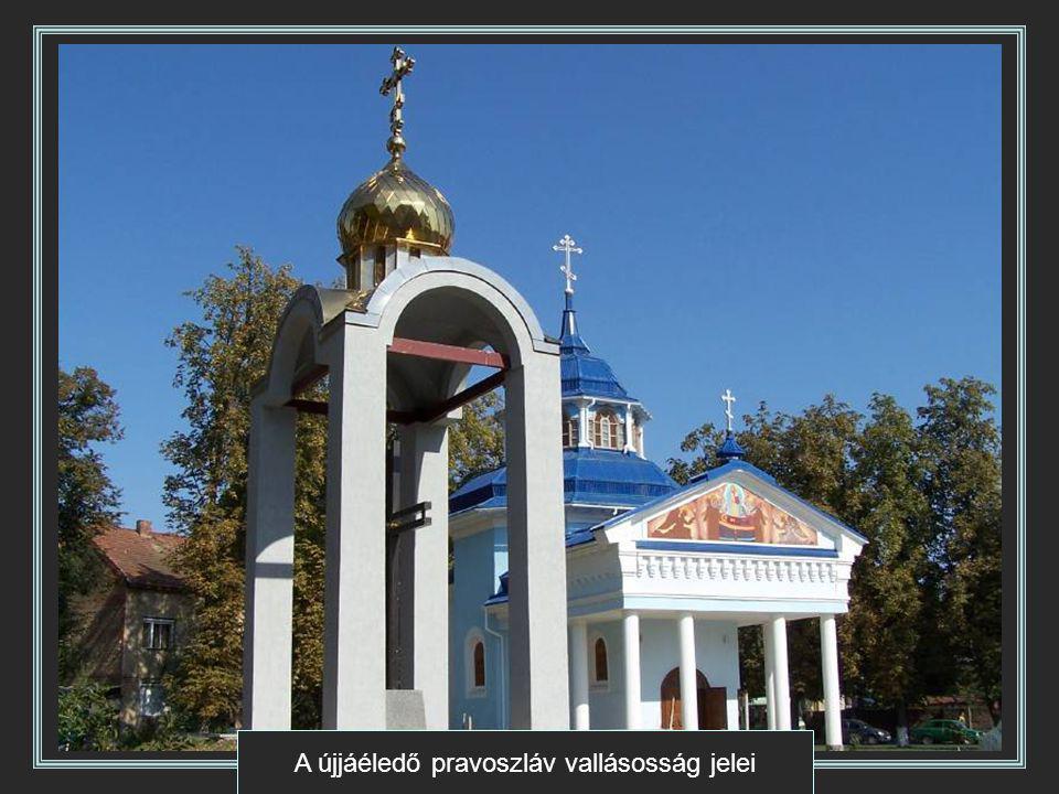A újjáéledő pravoszláv vallásosság jelei