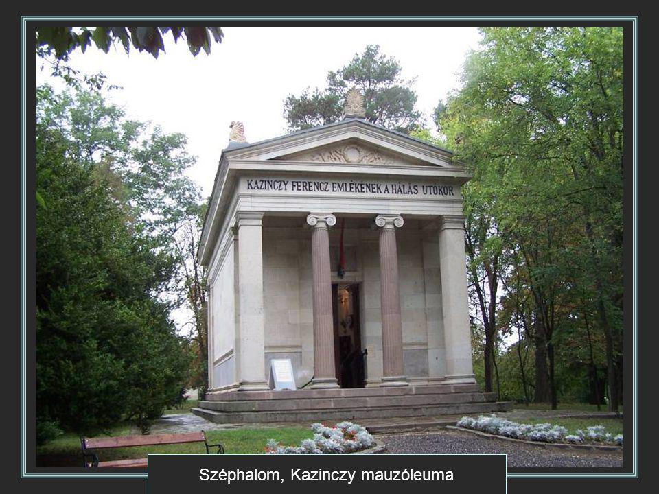 Széphalom, Kazinczy mauzóleuma