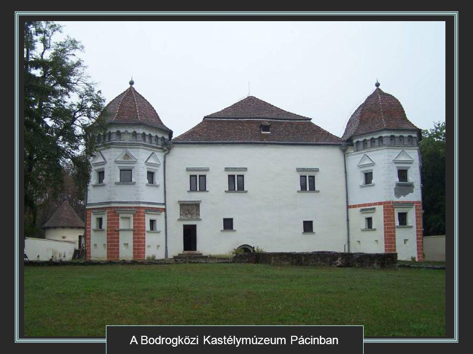 A Bodrogközi Kastélymúzeum Pácinban