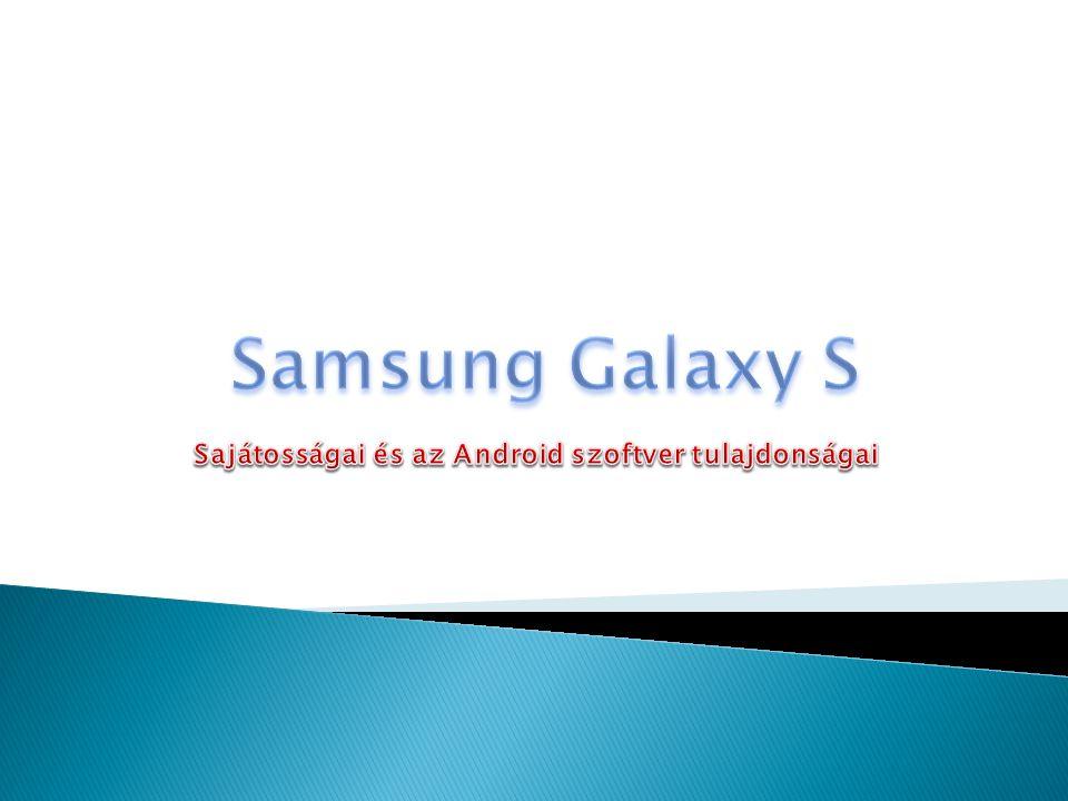 Samsung Galaxy S a továbbfejlesztett technológiák ütőképes ötvözetét kínálja, ezáltal olyan felhasználói élményt garantál, mellyel minden elődjét felülmúlja.