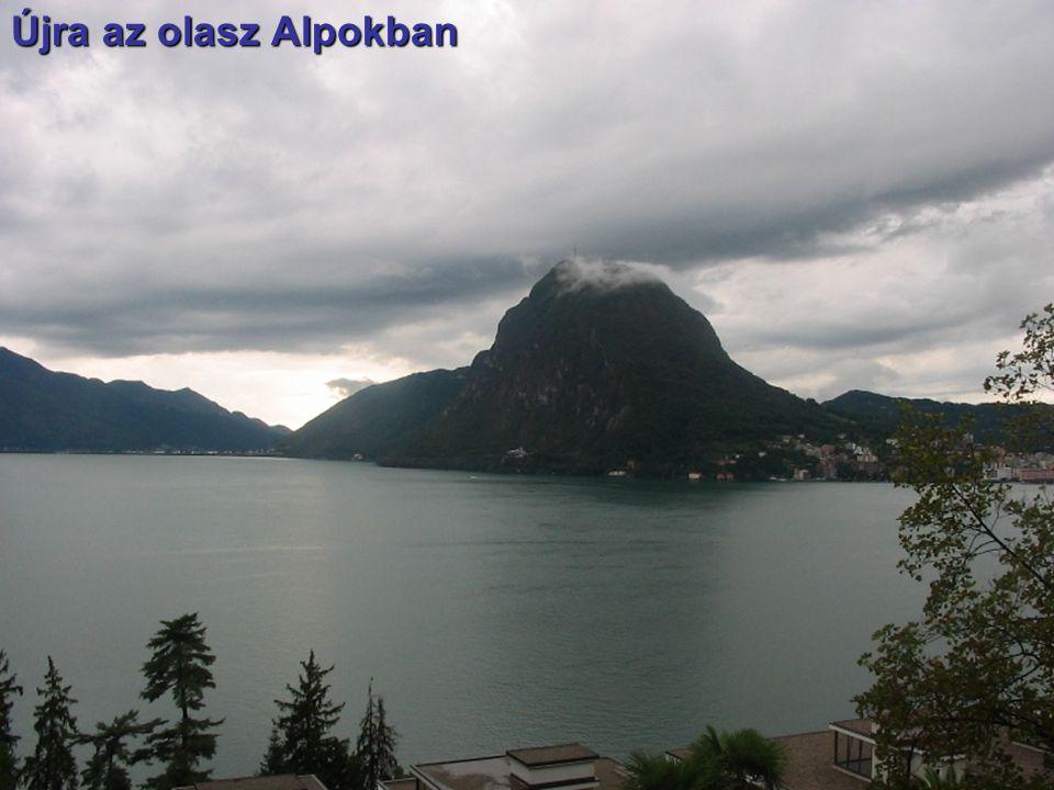 Újra az olasz Alpokban