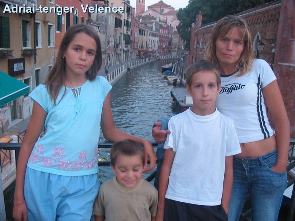 Adriai-tenger, Velence