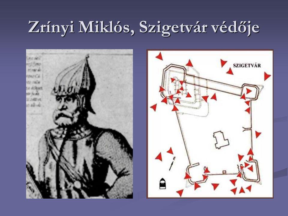 Zrínyi Miklós, Szigetvár védője