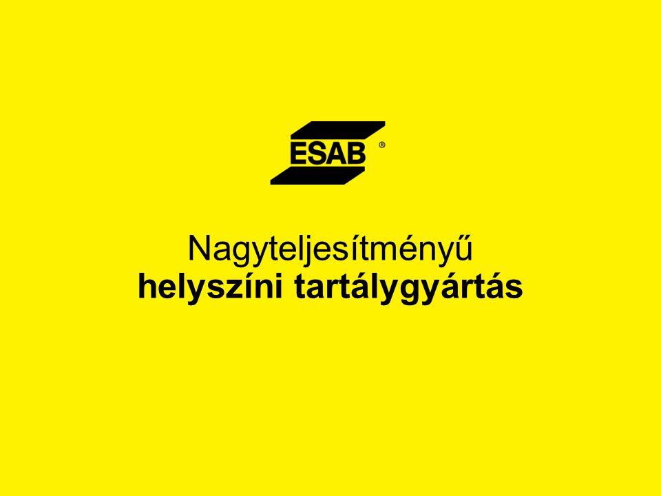 ESAB Department Presentation subject Name/Initials.
