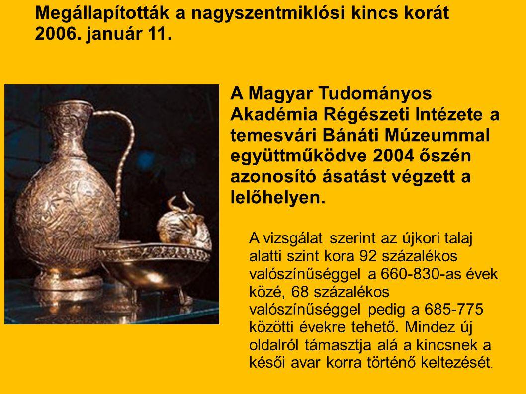 A Magyar Tudományos Akadémia Régészeti Intézete a temesvári Bánáti Múzeummal együttműködve 2004 őszén azonosító ásatást végzett a lelőhelyen. Megállap